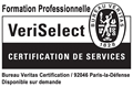 BV Certification VeriSelect Formation Professionnelle